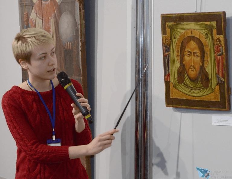 Выставка из частной коллекции «Старинные иконы. XVII-XX вв»