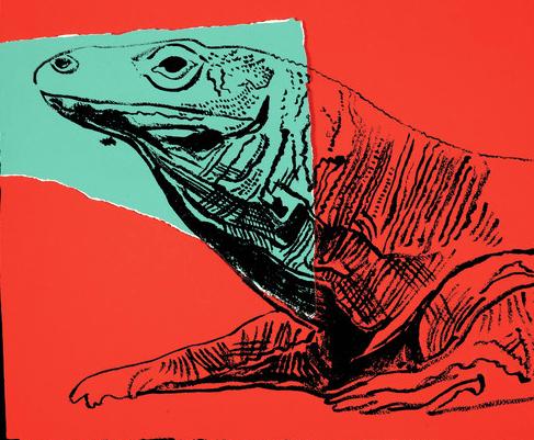 Выставка «Энди Уорхол. Графика»
