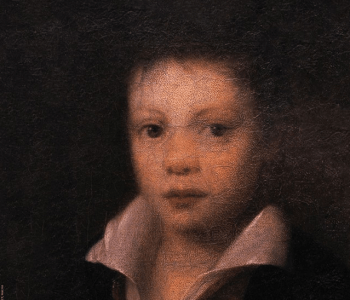 The exhibition-history of the child's image «He is the same as me»