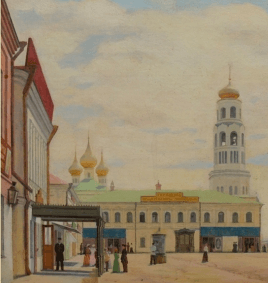 Exhibition «Painting as a document: Ivanovo-Voznesensk in the historical reconstruction of Vladimir Krotov»