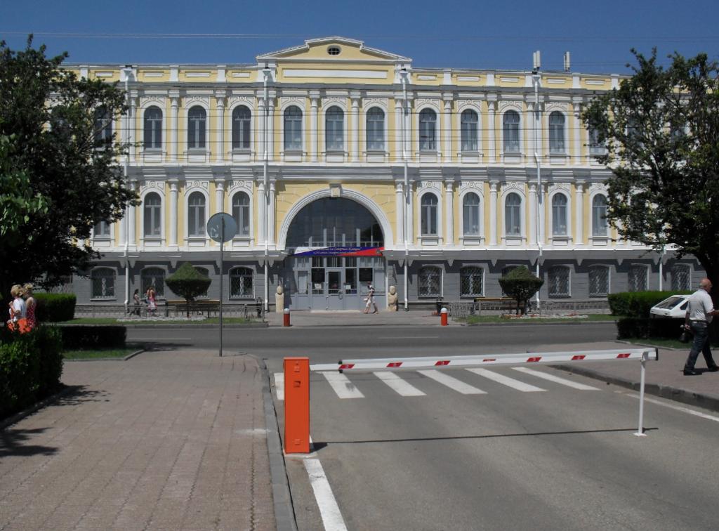 Выставка «Заповедные миры Ставрополья»