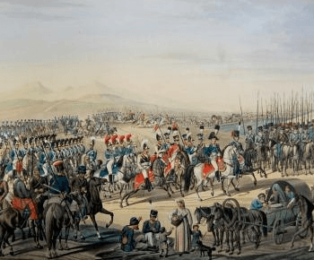 Exhibition «Russian cavalry in the era of the Napoleonic wars»