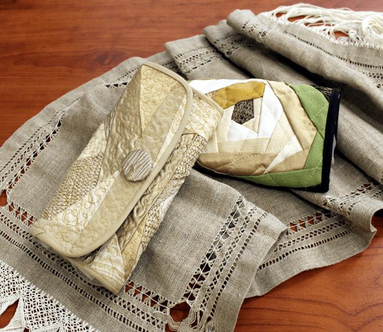 Выставка работ выпускниц курса лоскутного шитья