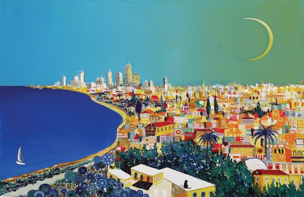 Выставка «Оттенки Израиля»