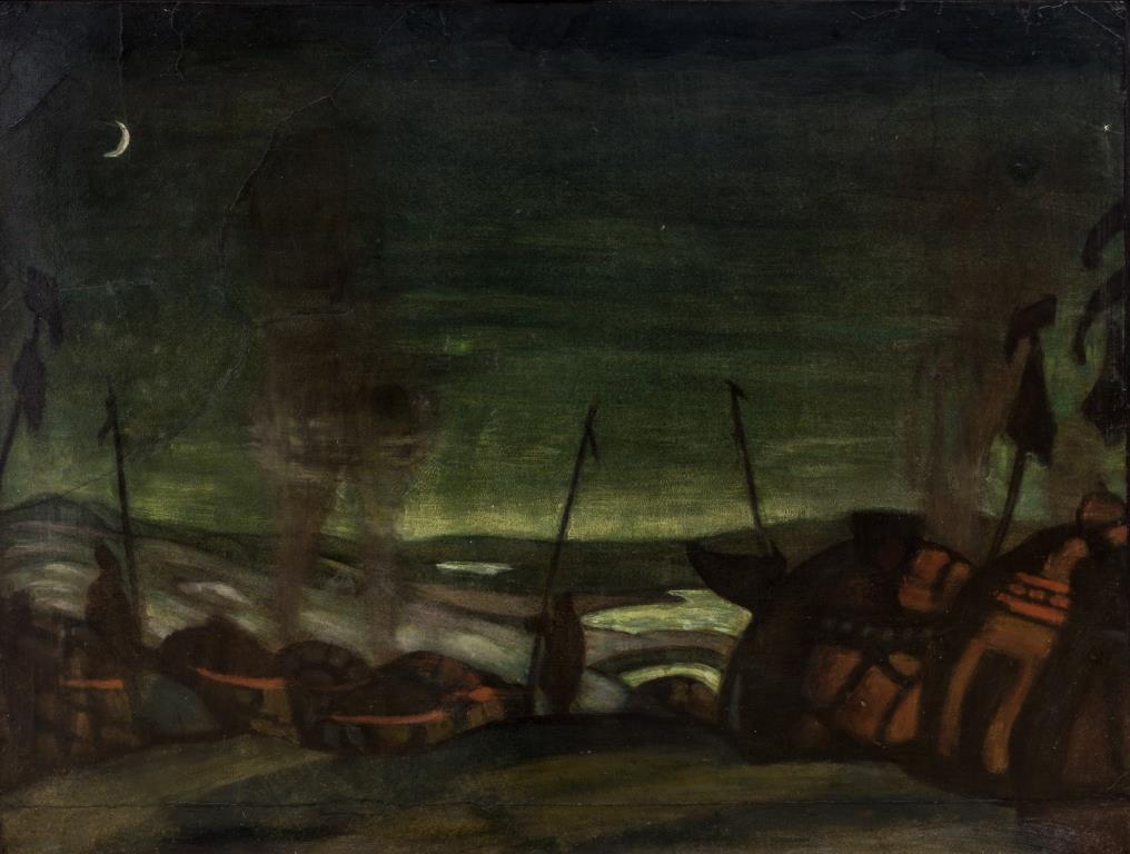 Выставка «В поисках Шамбалы: шедевры из нью-йоркского музея Николая Рериха»