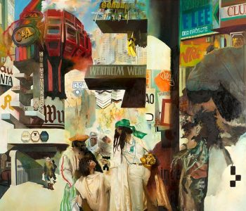 "Exhibition ""Maya Tobacco and West Berlin"""