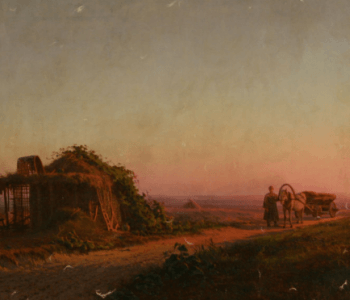 "Exhibition of one exhibit ""Aivazovsky in Gatchina Palace"""