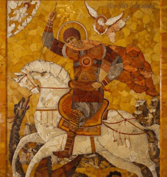 Выставка художника из Санкт-Петербурга Александра Крылова