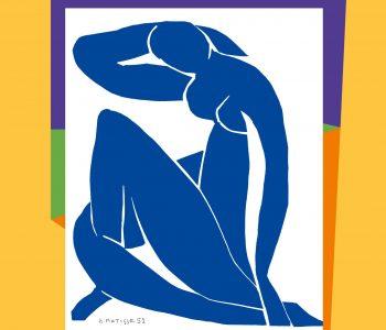 Exhibition of Henri Matisse «Arabesques»