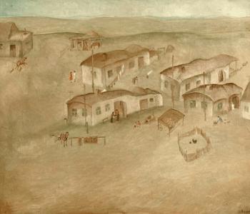 Выставка «Искусство Средней Азии. XX век»