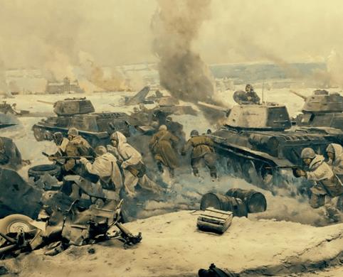 Выставка «Сталинград. 1942-1943 гг»