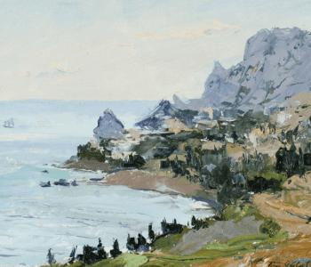 "Exhibition ""Crimea. The edge of the sun, joy and inspiration"""
