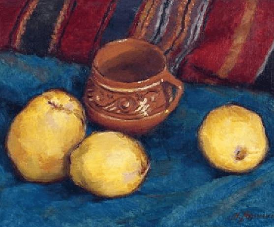 Выставка живописи Михаила Аринина «Радости души»