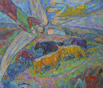 """Exhibition """"Between the Lands, Between Times"""""""