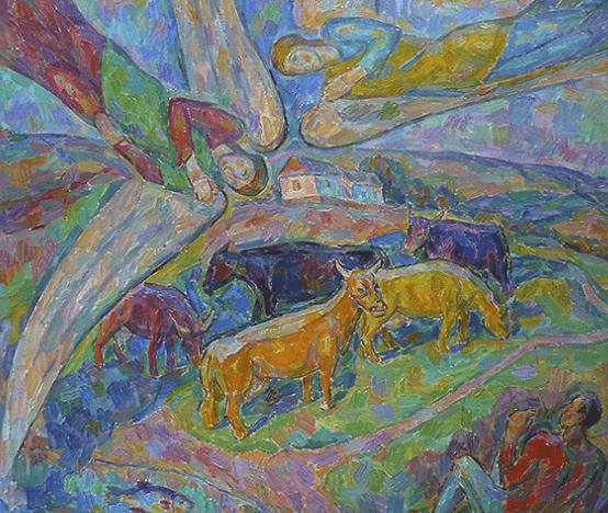 Выставка «Между земель, между времен»