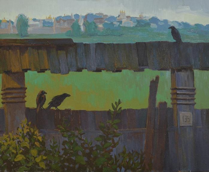 Выставка Сергея Авдеева и Мери Батманян «Влюбленные в искусство»