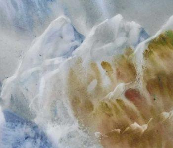 Exhibition of Rosalia Lavrinenko «Reflection»