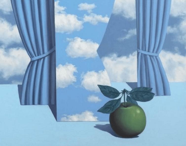 Лекция «Магия реальных вещей в творчестве Рене Магритта»