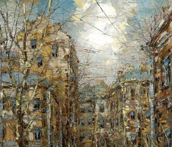 Exhibition «Spatial Realism of Dmitry Kustanovich»