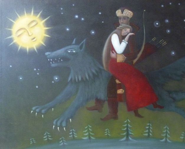 Выставка Андрея Шадрина «Театральная мастерская»
