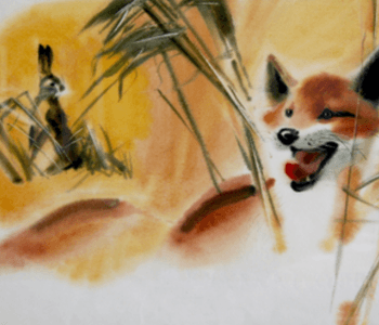 Exhibition «To the guys about the animals»