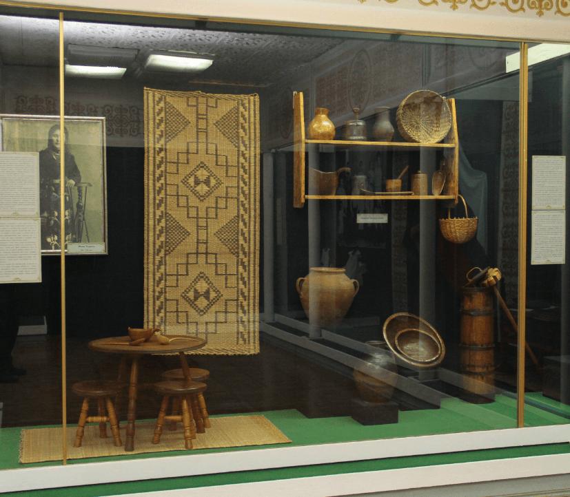 Выставка «Традиционная культура адыгов»