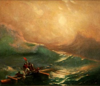 Exhibition «Waves of the Black Sea: Aivazovsky … and not only»