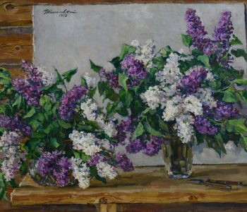 Exhibition «Opening the window, I saw lilacs»