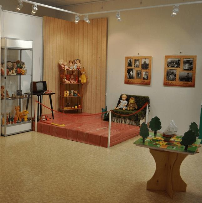 Выставка «20 век в игрушках»