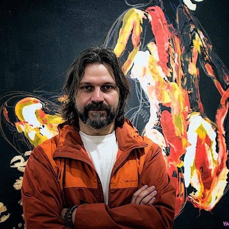 Выставка Алексея Ваулина «Путь пилигрима: три шага»