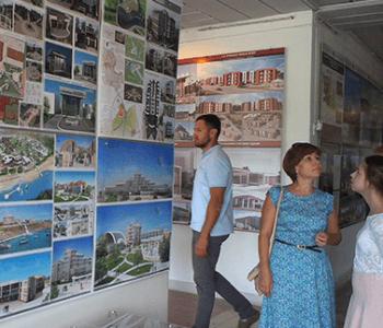 VIII Областная выставка архитектурных произведений «Архитектура Оренбуржья-2017»