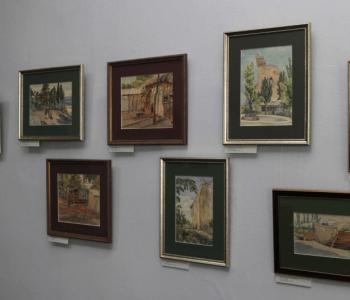 Выставка «Крым прошлого века. Воспоминания в этюдах»