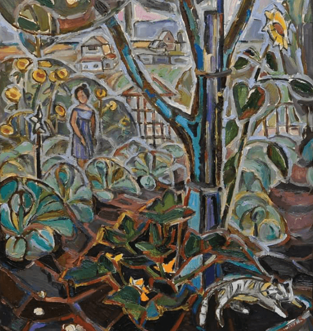 Выставка «В моем саду»