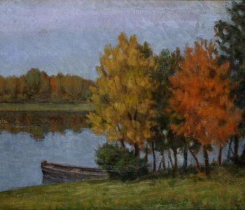 Выставка «Пейзажи оренбургских художников»