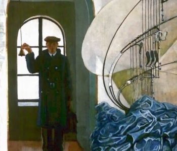 Выставка Михаила Копьёва «Мифы у порога. Открытая книга»