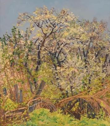 Выставка орловского художника Николая Рымшина