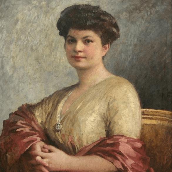 Выставка «Непарадный портрет. Искусство Рубежа веков»