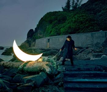 Выставка Леонида Тишкова «Частная Луна»