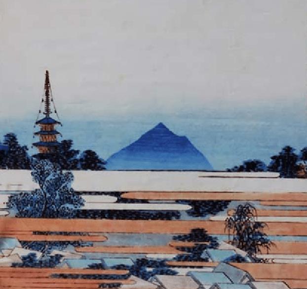 Выставка японской гравюры «Дороги Токайдо»