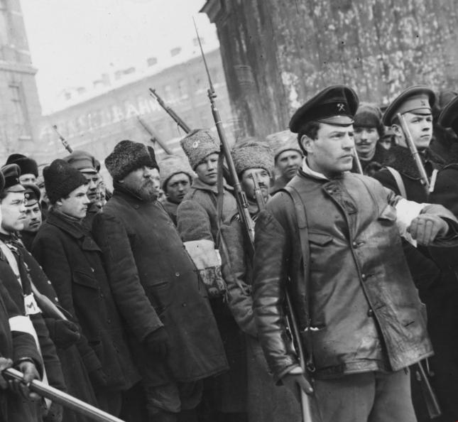 Фотовыставка «Россия. 1917»
