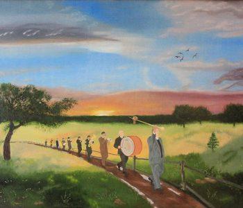 Выставка Бориса Жукова «Мир вокруг меня»