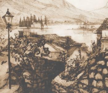 Выставка Марины Лазаревой «Путешествуя и возвращаясь…»