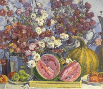 Выставка Валентина Чудзина