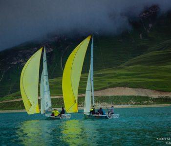 Команда ArtTube вошла в историю парусного спорта Чеченской Республики!