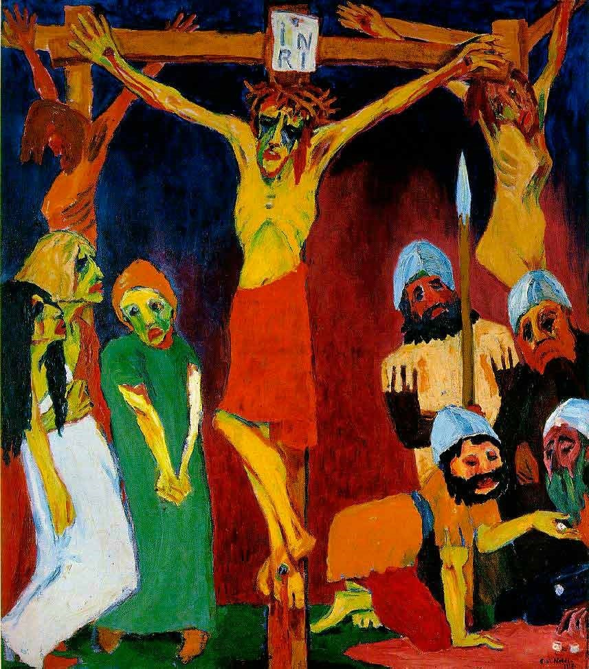 expressionism and realism in death of