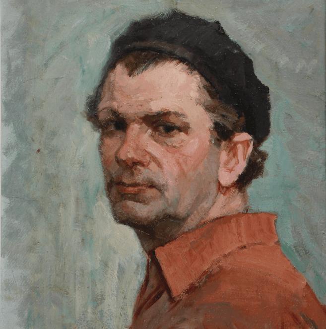 Выставка произведений Николая Громадского