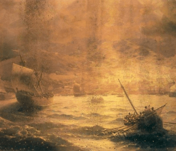 Exhibition «Ivan Aivazovsky. 200 years of triumph»