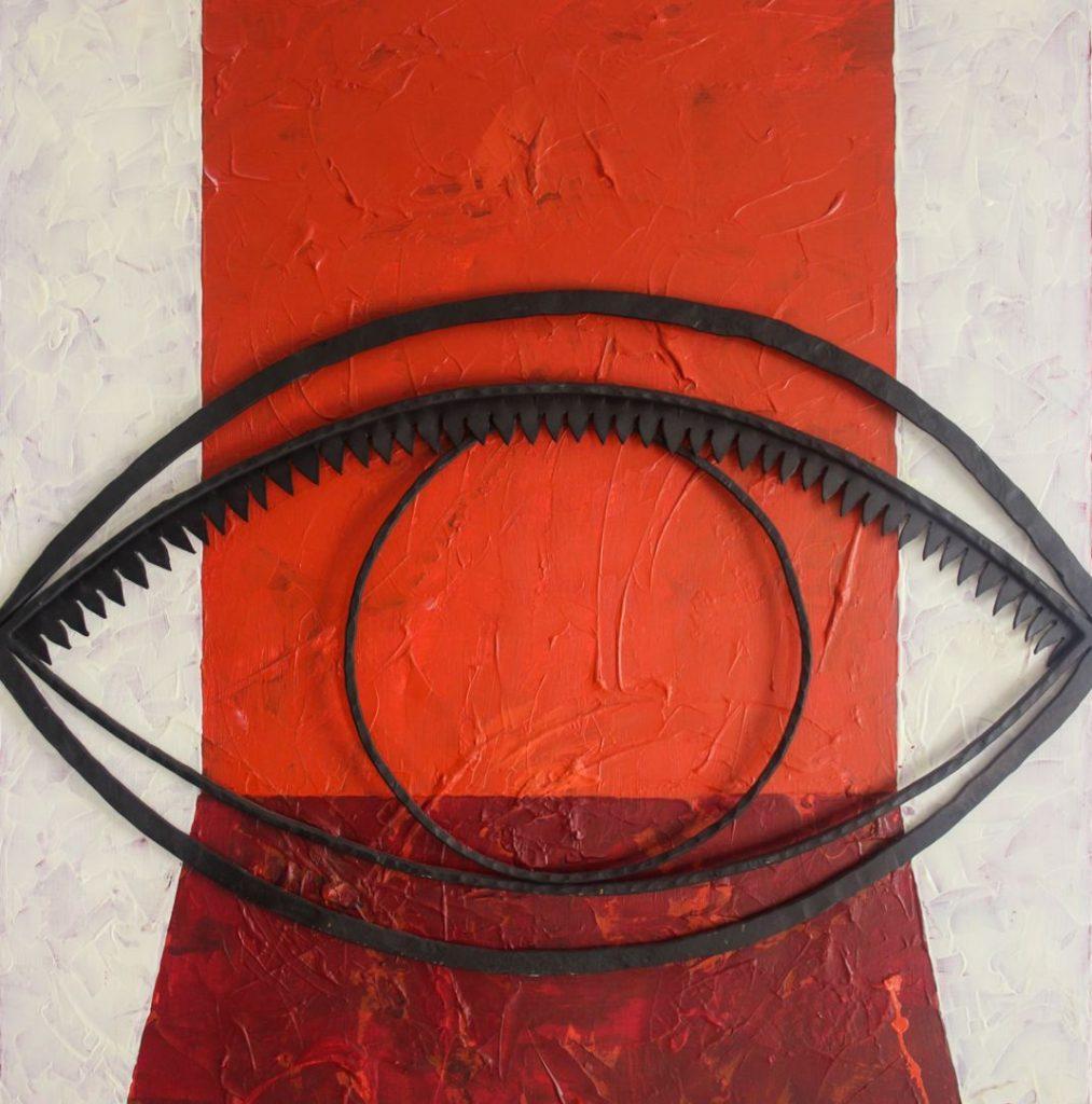 Выставка живописи Дениса Ермака «Кaip Reikia»