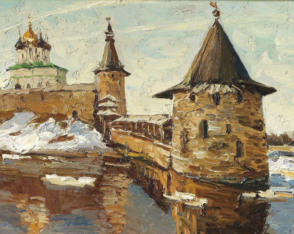 Выставка Николая Давыдова «Россия начинается здесь»