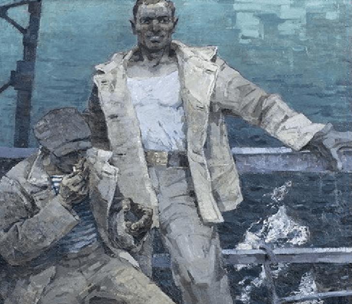 Выставка «О героях былых времен…»